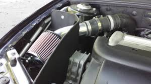 saab 9 3 diy intake sound youtube