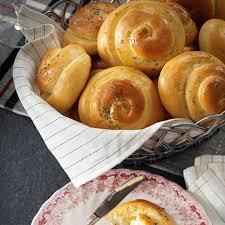 rolls for thanksgiving dinner grandma u0027s rosemary dinner rolls recipe taste of home