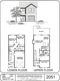 2 story small house plans amazing design ideas 5 slim house plans 1000 images about small