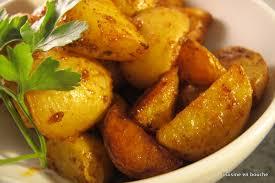 cuisiner la pomme de terre pommes de terre au four aux épices le de cuisine en bouche