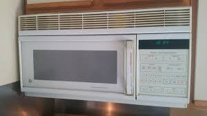 ge spacemaker over the range microwave oven jvm1540smss ge
