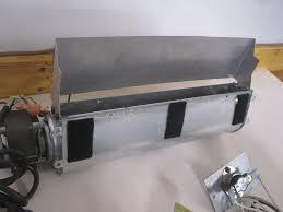 majestic martin fireplace room air fan blower kit model j238