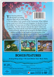 the land before time invasion of the tinysauruses movie page