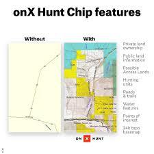 Idaho Hunting Unit Map Amazon Com Onxmaps Hunt Idaho Digital Hunting Map For Garmin Gps