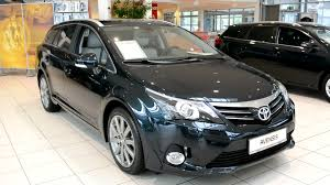 avensis 2014 new toyota avensis executive combi youtube