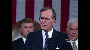 George Bush Cabinet George H W Bush C Span Org