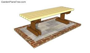 Free Wooden Park Bench Plans by Free Park Bench Plans Wood New Woodworking Style