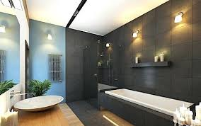 Modern Led Bathroom Lighting Bathroom Light Fixtures Led Bathroom Mirror 5 Light Fixture Set