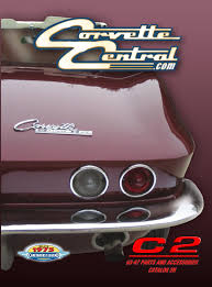 corvette parts in michigan corvette central c2 63 67 corvette parts catalog by corvette