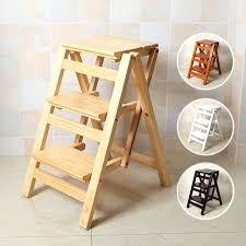office step stool multi functional ladder stool chair bench seat