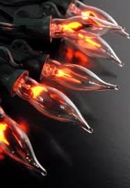 flicker flame string lights flickering flame string lights i love these they look just like a