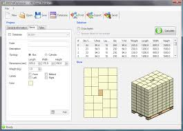 Woodworking Design Software Freeware by Iris Pallet Software Optimization Freeware Version 1 2 9 0 By Iris Srl