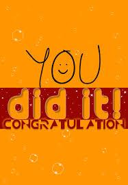 congratulatory cards congratulations congrats