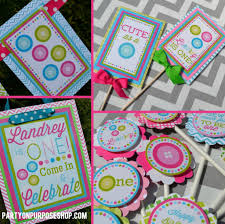 lalaloopsy party supplies as a button party ideas party on purpose