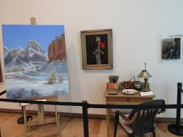 jimmy jones the landscape painter u0027s legacy finds a home in a
