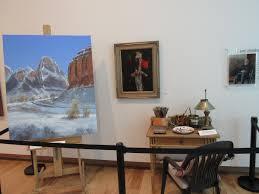 100 display art sterling high artwork on display at