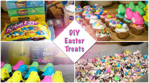 easter goodies diy easter treats and easy