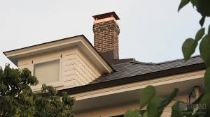custom 2 stage protection copper chimney cap with standard angled