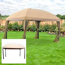Menards Awnings Garden Winds Gazebo Replacement Canopy Home Outdoor Decoration