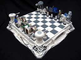 lego star wars chess sets swankier than vader u0027s vinyl underpants