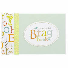brag book s brag book grandparents relatives gifts