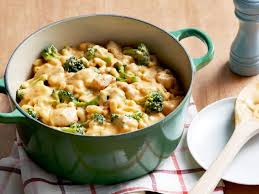 rachael ray roasted broccoli mac and cheddar cheese with chicken and broccoli recipe rachael