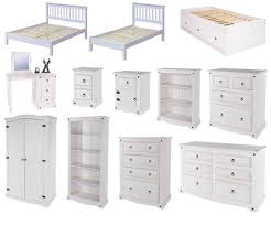 Painted Bedroom Furniture Off White Bedroom Ideas With Pine Furniture Home Improvement