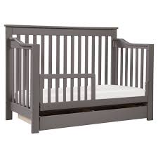 Davinci Emily 4 In 1 Convertible Crib White by Grey Nursery The New Neutral Baby Steps Hayneedle
