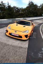 yellow lexus lfa ausmotive com lexus lfa nürburgring claims ring record