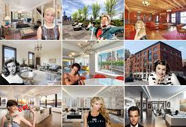 the 90 biggest celebrity real estate moves of the year in nyc