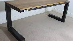 small industrial desk regarding warm furniture konskehry info