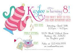 kitchen tea invites ideas celebrate tea invite and white background colors saflly