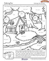 coloring fun u2013 coloring worksheets for kindergarten u2013 jumpstart