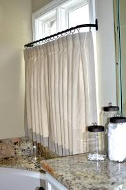 Inside Mount Cafe Curtain Rods by Inside Mount Curtain Rod Full Size Of Curtain25 Best Ideas About