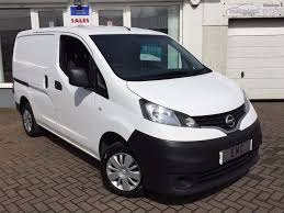 nissan nv200 office 2014 14 nissan nv200 1 5dci 89bhp acenta fsh inc t belt one