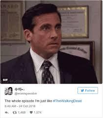 Walking Dead Season 1 Memes - 20 reactions to the walking dead season 7 premiere everyone is
