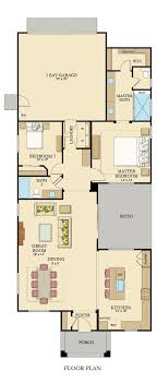 great room floor plans the portola plan 1433 home plan in heritage westshore the