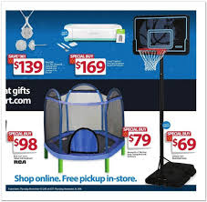 black friday trampoline sale walmart black friday ad for 2016 is here