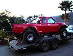 jeep truck prerunner ranger prerunner pics race dezert