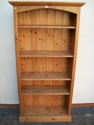 Pine Bookcase Mexican Pine Bookcase Display Shelves And Cabinets Pine Display