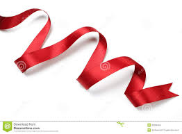 satin ribbon satin ribbon stock photo image of present 36289452
