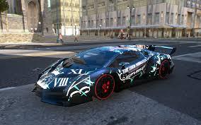 Lamborghini Veneno Blue - gta gaming archive