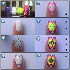 371 best flora nail art images on pinterest make up pretty
