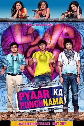 Pyaar Ka Punchnama 2011 720p Hindi Full Movie HD Download Bluray