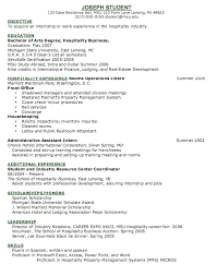 Training Resume Examples by Hotel Concierge Resume Example Http Resumesdesign Com Hotel