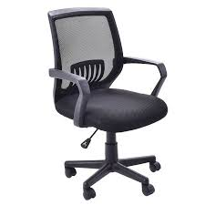 modern ergonomic desk chair modern ergonomic mid back mesh computer office chair desk task task