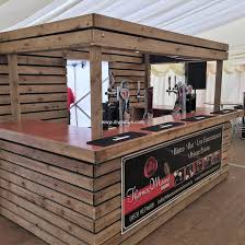 Garden Bar Ideas Awesome Ideas For Wood Pallets Made Bars Diy Motive