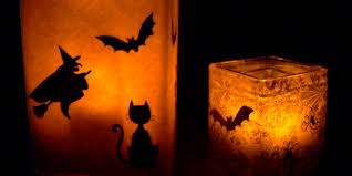 light up halloween night with homemade luminaries huffpost