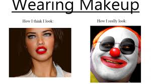 Wink Meme - best too much makeup meme for you wink and a smile