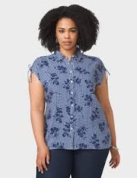plus size blouses plus size blouses shirts dressbarn